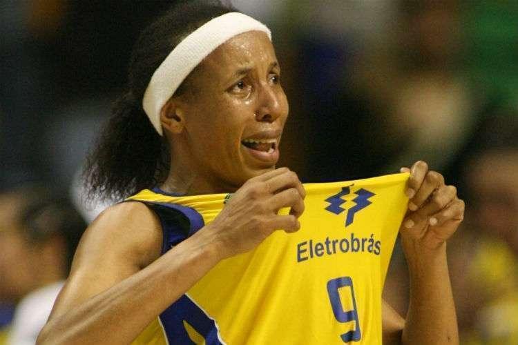 Janeth é uma das principais jogadoras da história do basquete brasileiro (Foto: Divulgação/CBB)