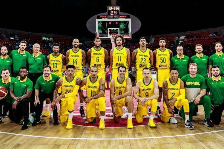 Grupo para o Mundial conta com 11 jogadores (Foto: Divulgação/CBA)