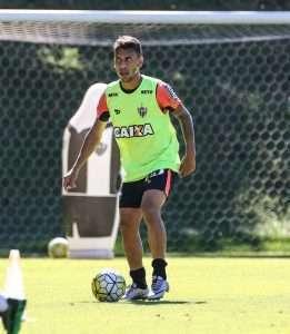 Marcos Rocha - treino - 18-06-16
