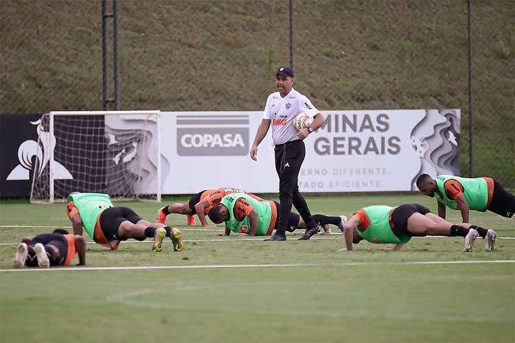 Foto: Bruno Cantini/ Agência Galo / Atlético