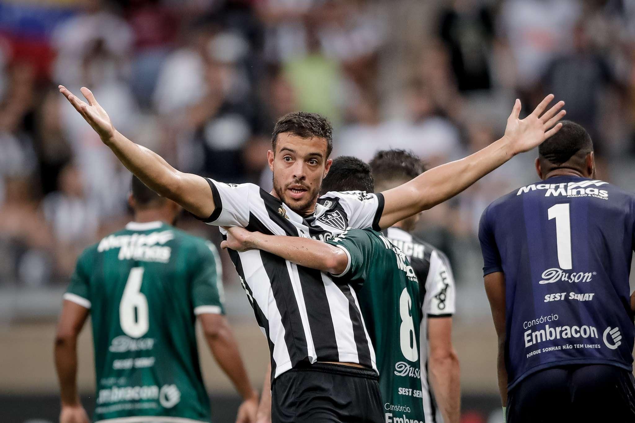 Foto: https://www.flickr.com/photos/clubeatleticomineiro/49544845798/ Flickr Atlético