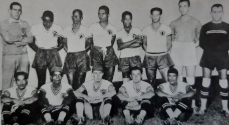 O time campeão dos campeões em 1937: primeiro grande esquadrão da era profissional