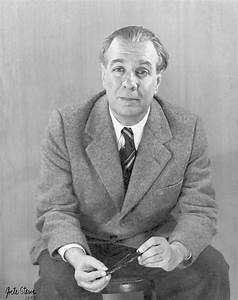 Jorge Luis Borges - Foto extraída da Internet