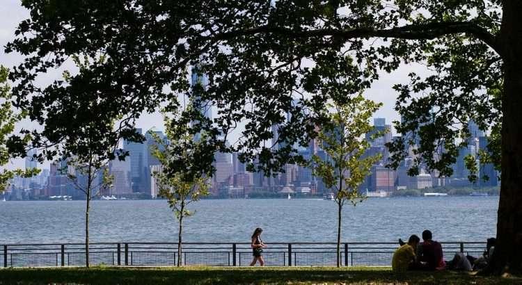 Caminhada em volta do Rio Hudson - Pixabay - New York Sempre