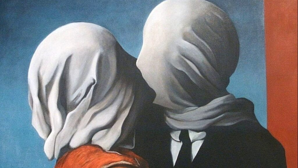 René Magritte - Trago seu amor em 3 dias