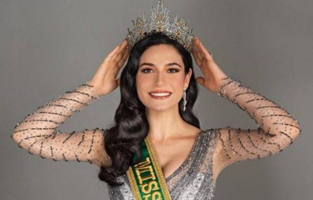 Divulgação Miss Brasil 2020
