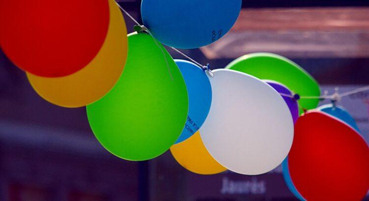Aniversário - Pixabay