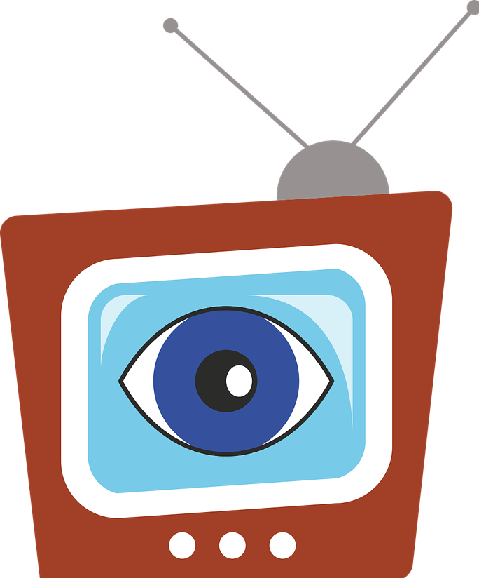 Televisão - Pixabay
