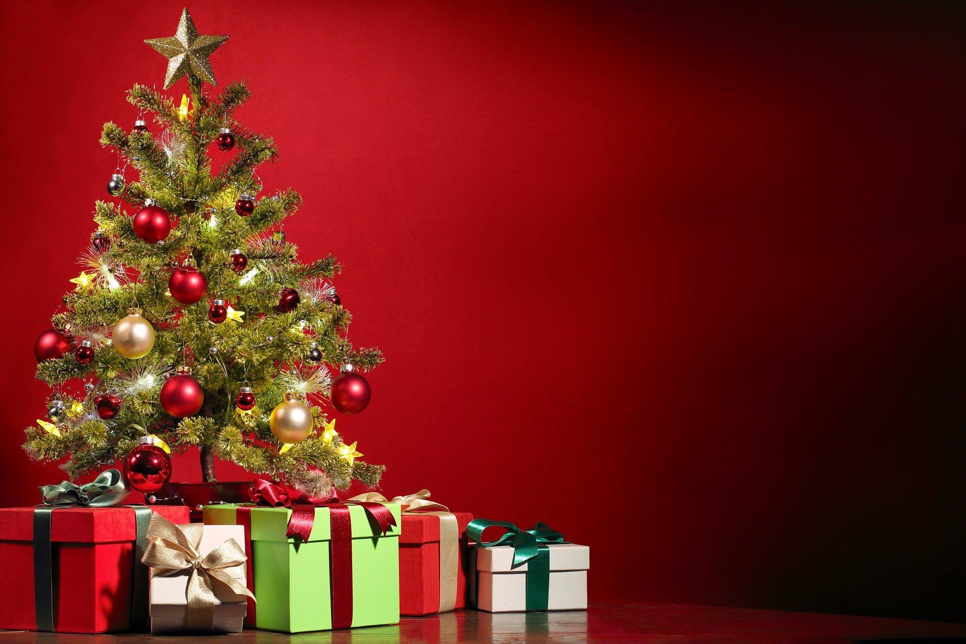 Vou contar aqui a história de um Natal feliz. Foto: Pixabay