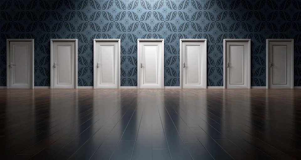 Vamos abrir as portas de 2021? Imagem:Pixabay