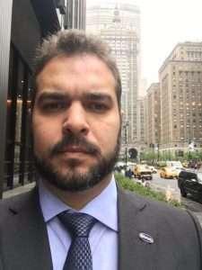 George Esteves Casaes, contabilista e advogado dos melhores, amigo deste Blog e do blogueiro
