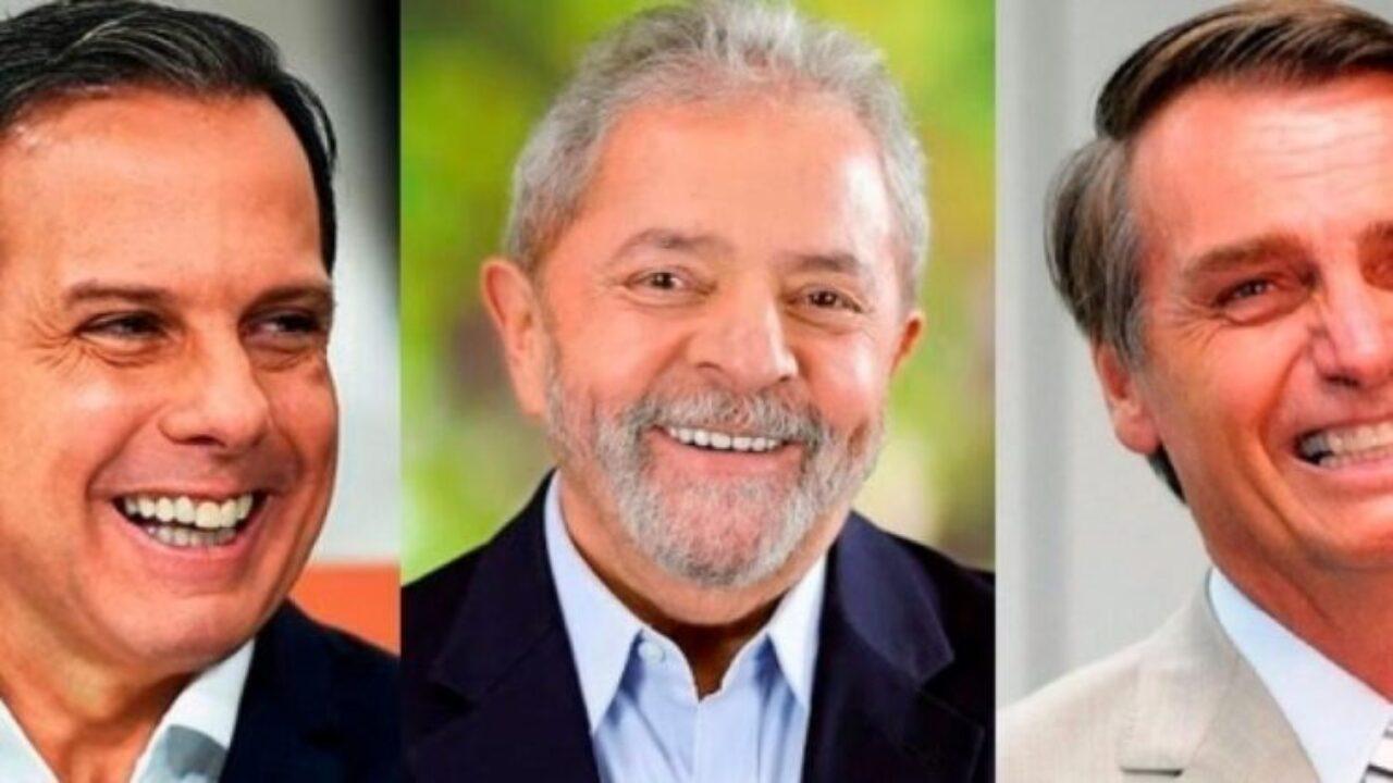 Lula, Doria e Bolsonaro: o coronavírus é passageiro; estes trastes ...