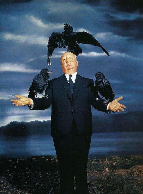 Hitchcock with Birds