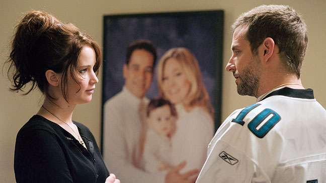 Silver Linings Playbook couple