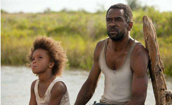 Beasts of Southern Wild two