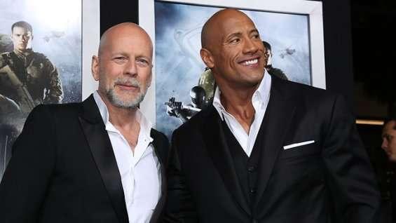 Na estreia em Hollywood, os dois se perguntam para que entraram na franquia