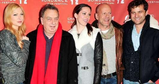 Diretor e elenco prestigiam o Festival de Sundance 2012