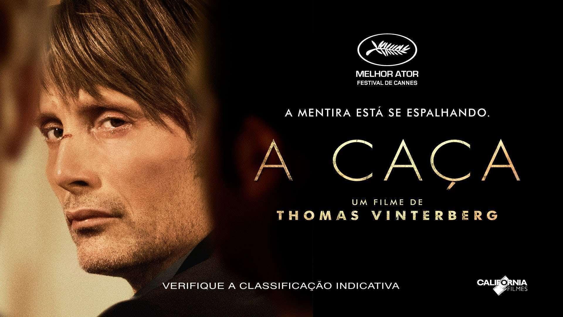 A Caça poster