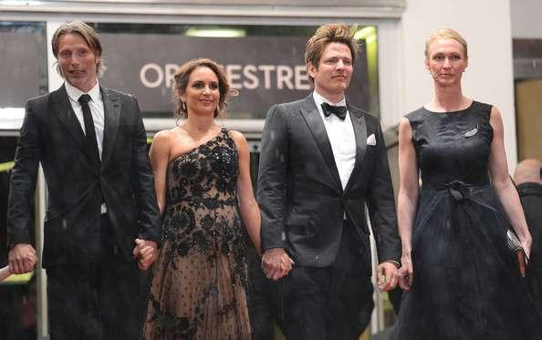 Elenco e diretor foram bem recebidos em Cannes