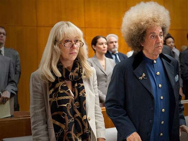Phil Spector and Linda