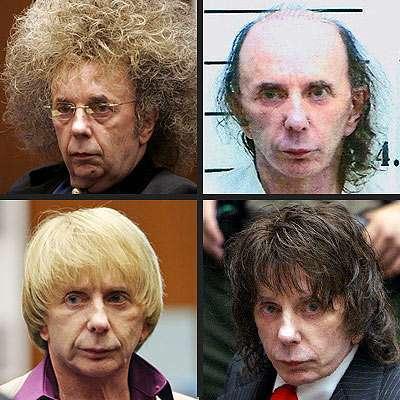 Phil Spector versões