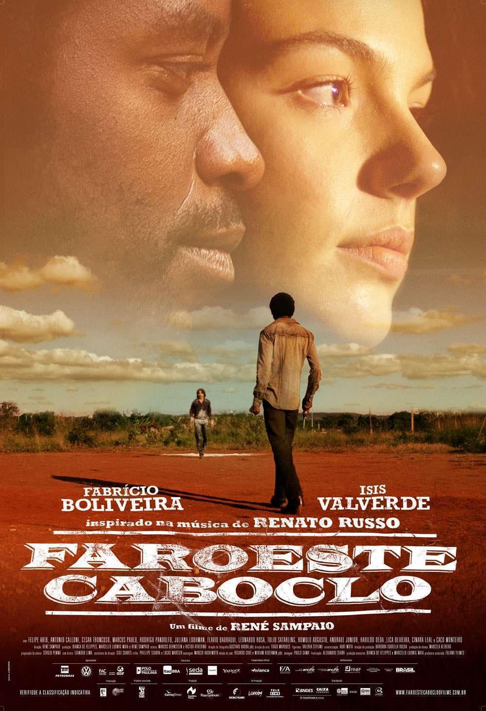 Faroeste Cabloco poster