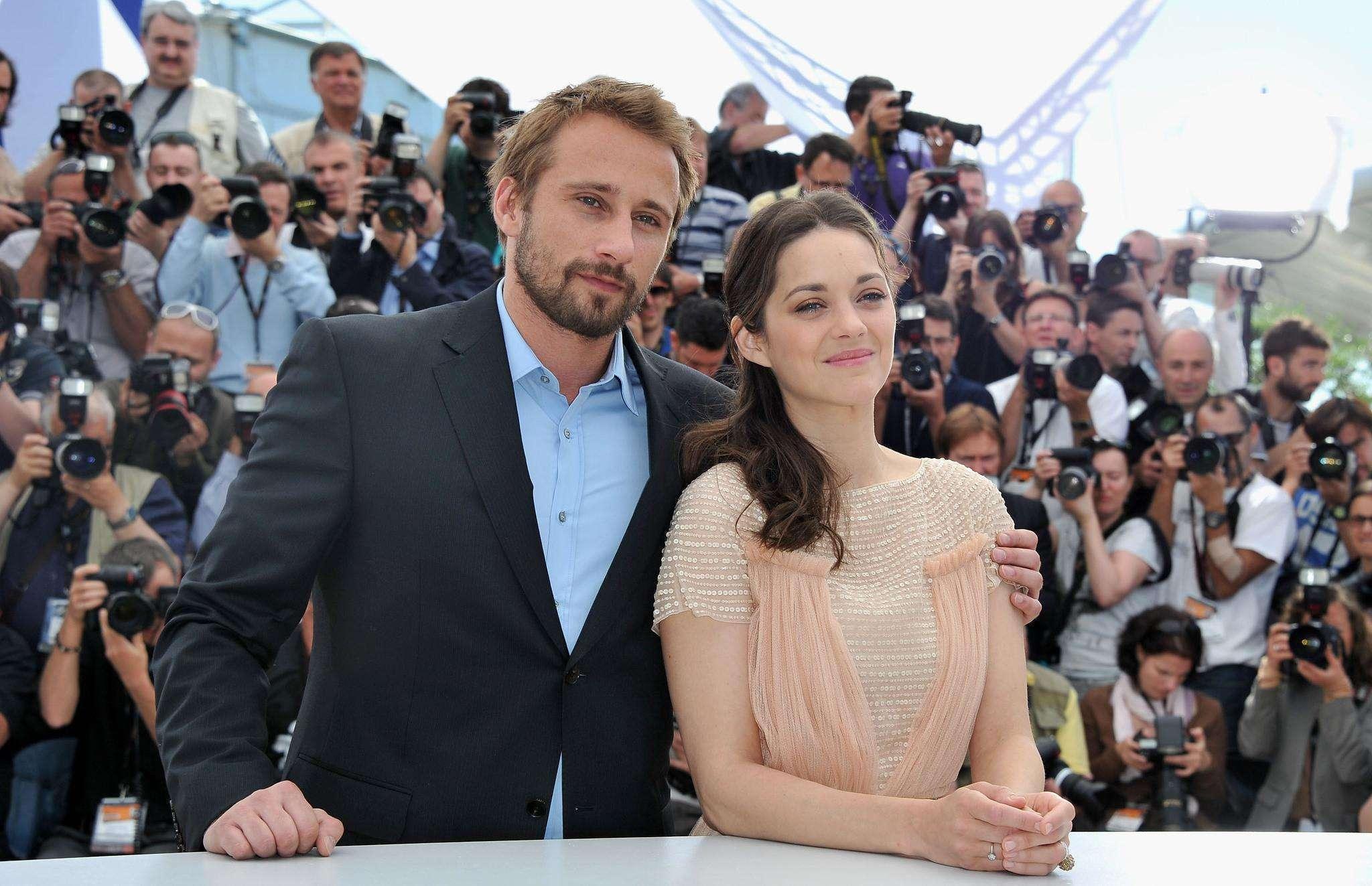 O casal apresenta o longa em Cannes
