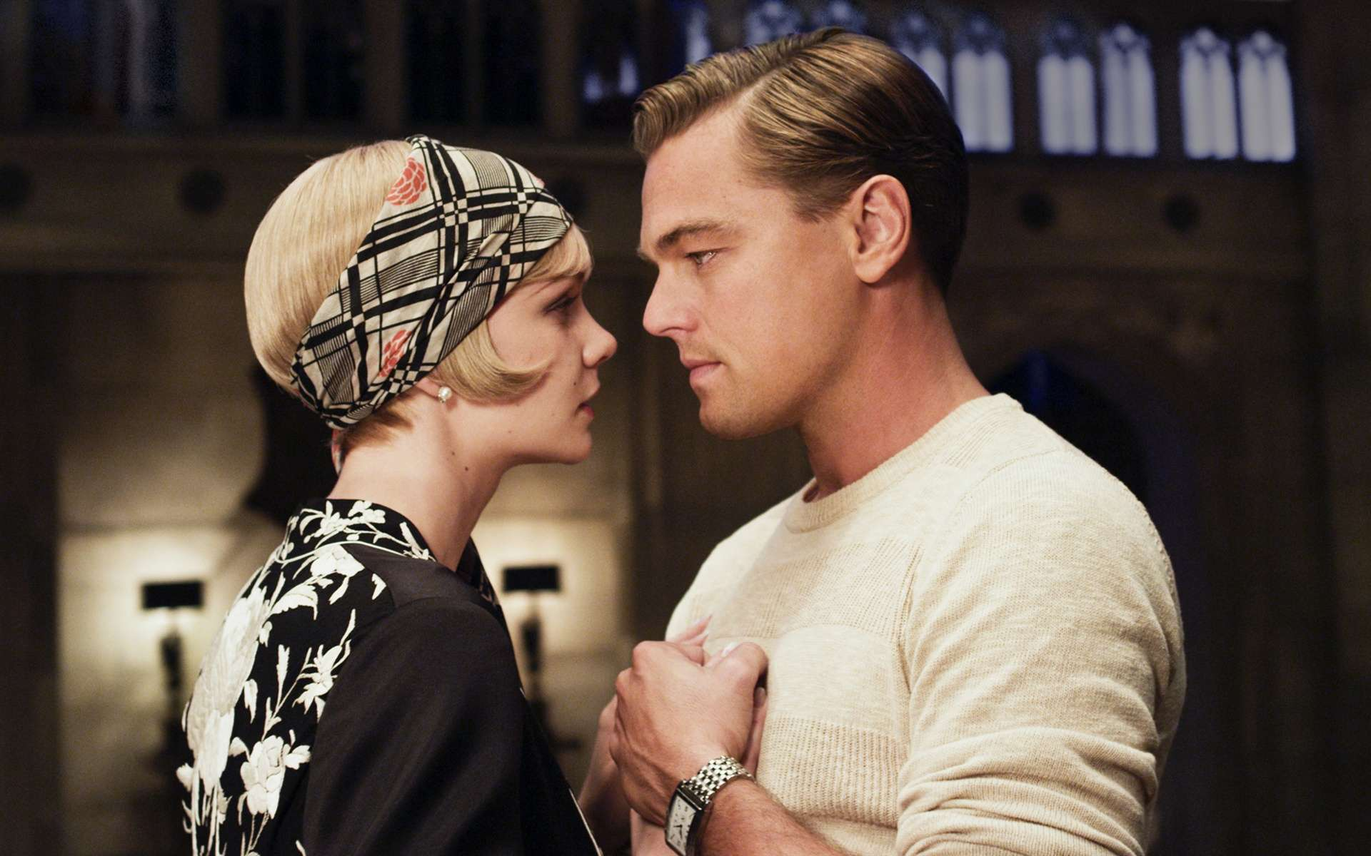 The Great Gatsby couple