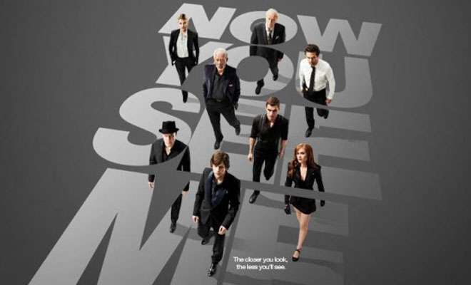 Now You See Me banner