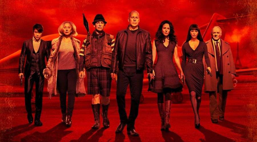 RED 2 cast