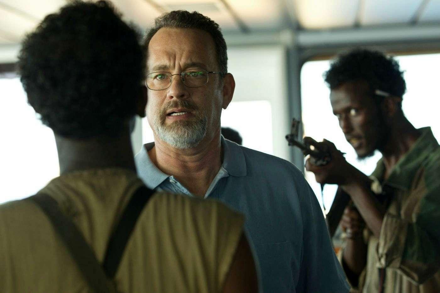 Captain Phillips scene