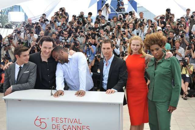 O diretor Daniels leva o elenco principal a Cannes