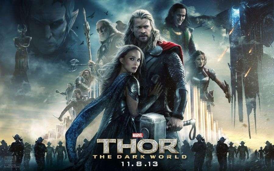 Resultado de imagem para Thor: O mundo Sombrio (2012)