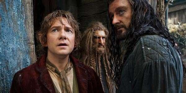 O pequeno Bilbo continua tendo papel de destaque