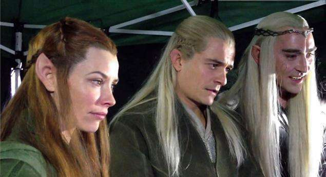 Desolation of Smaug elves