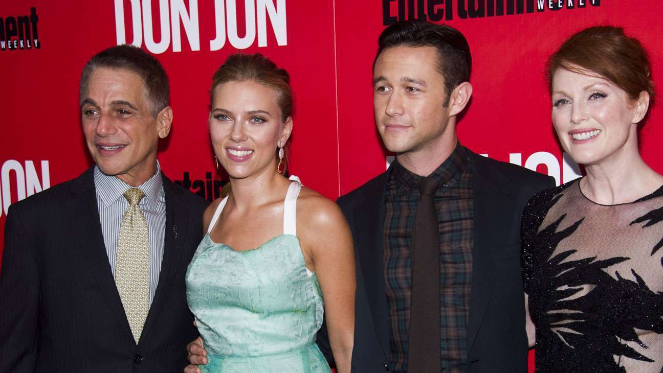 O elenco principal lança o filme em Nova York