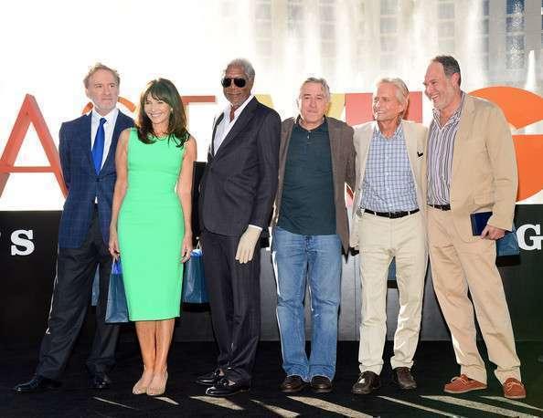 Last Vegas cast
