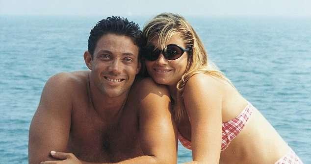 O verdadeiro Jordan Belfort e sua segunda esposa
