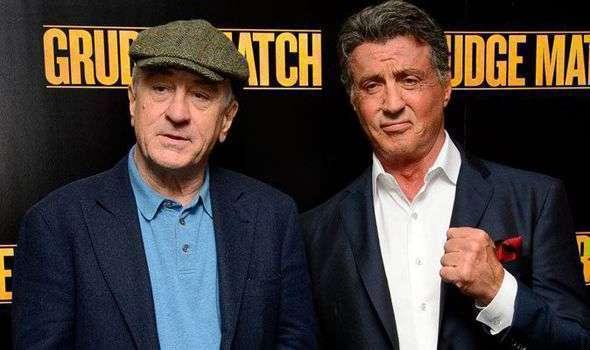 Quem diria que estes dois se enfrentariam nos ringues...