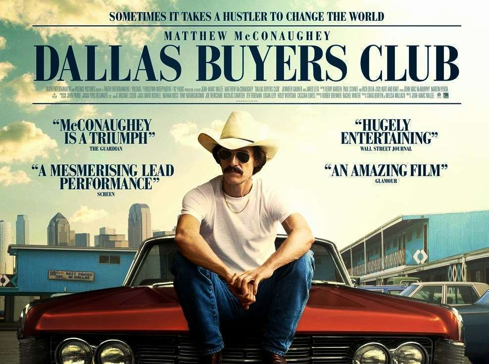 Dallas Buyers Club banner