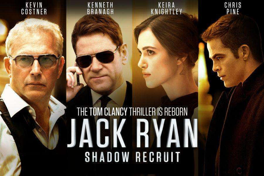 Jack Ryan Shadow Recruit cast