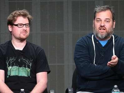 Dan Harmon & Justin Roiland