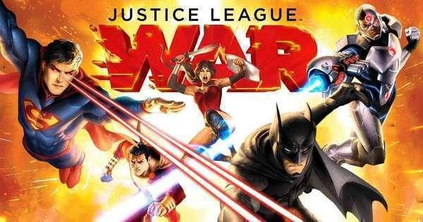 Justice League War