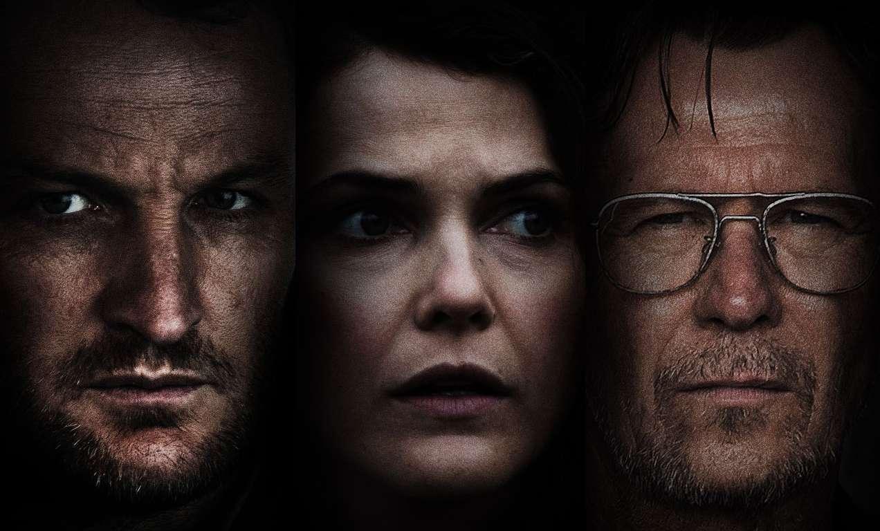 Jason Clarke, Keri Russell e Gary Oldman formam o elenco principal deste Confronto
