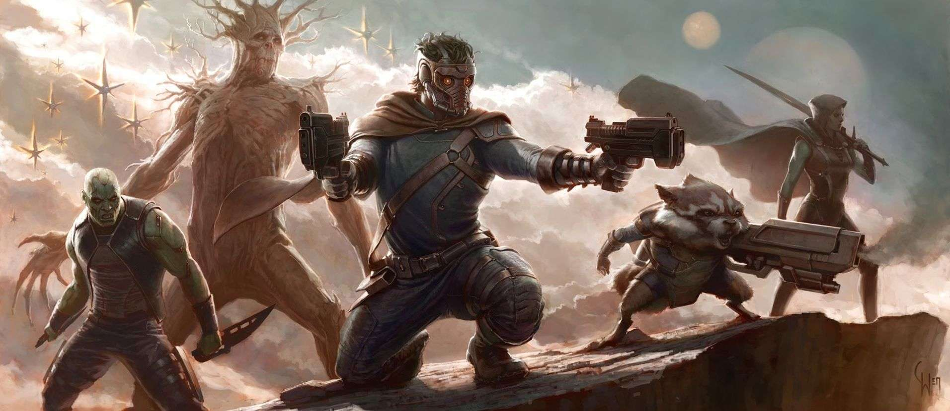 Guardians action