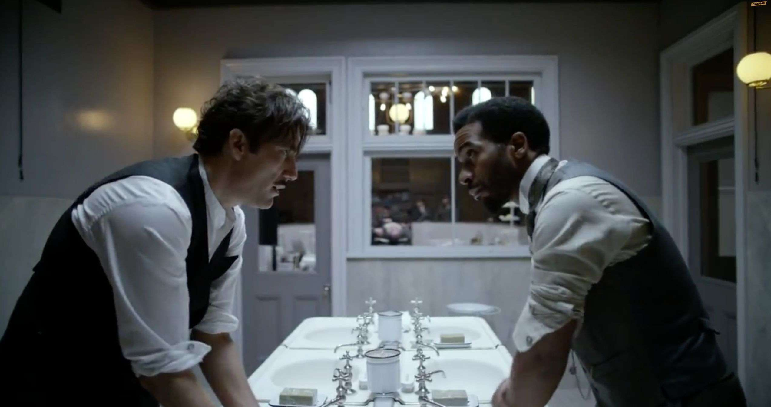 The Knick duo