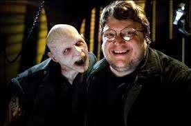Del Toro e uma de suas criações