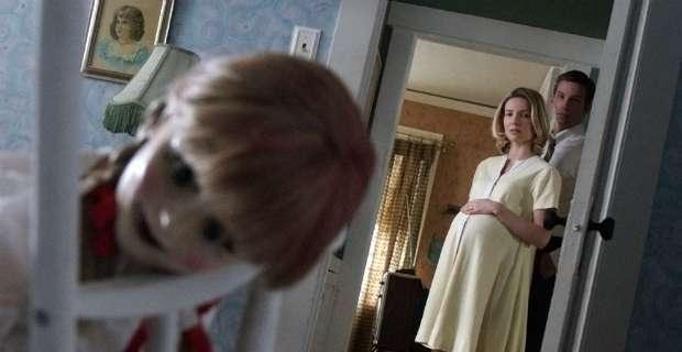 Annabelle cast