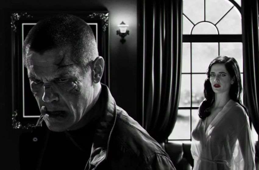 Sin City A Dame to Kill For Green Brolin