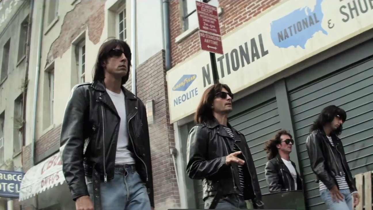 CBGB Ramones